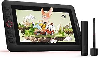 XP-Pen Artist 12 Pro Tableta Gráfica de Dibujo Digital con Teclas de Atajo y un Dial Rojo Viene ...