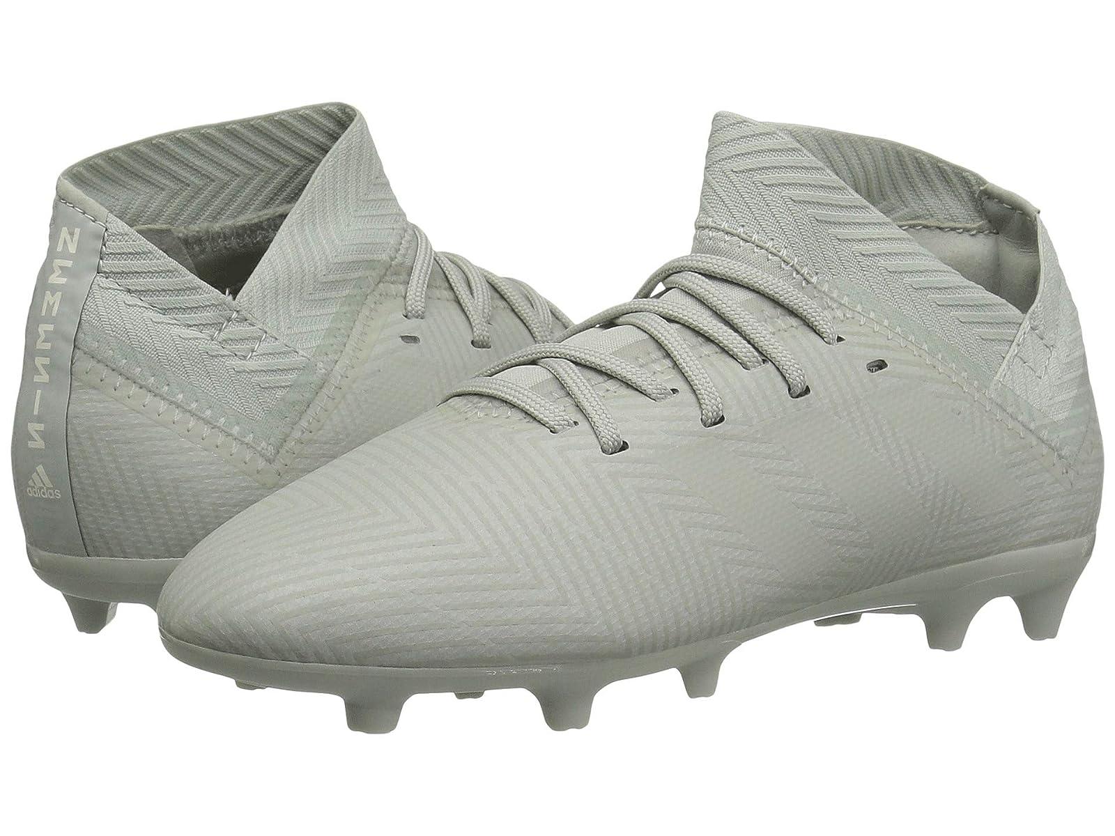 adidas Kids Nemeziz selection 18.3 FG Soccer (Little Kid/Big Kid)< selection Nemeziz material <Gentlemen/Ladies 7ae6c1
