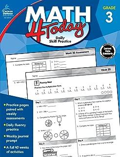 Math 4 Today, Grade 3
