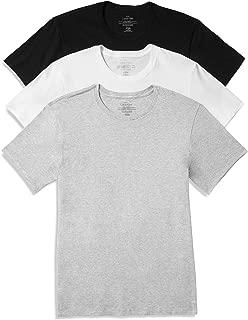 Men's 3-Pack Classic Crew Neck T-Shirt