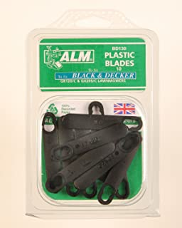 50 x ALM Cuchillas de clip BD130 aptas para modelos Black & Decker ...