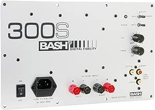 Bash 300W Digital Subwoofer Amplifier