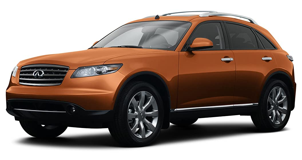 Amazon 2008 Infiniti Fx35 Reviews Images And Specs Vehicles