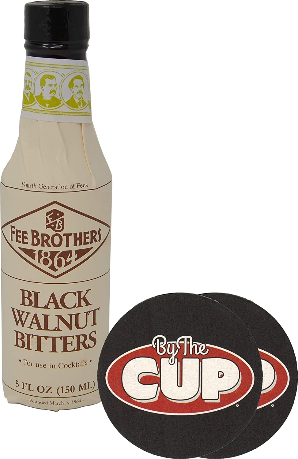 Fee Brothers Black Walnut Cocktail Bitters with Ounce 5 Japan's largest assortment The Super-cheap By C