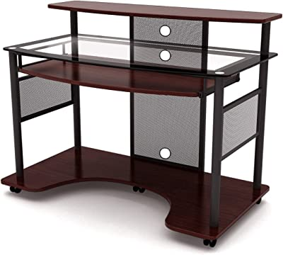 Amazon Com Tribesigns Computer Desk 55 Quot Large Office