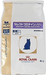 【療法食】 ロイヤルカナン キャットフード 猫用 セレクトプロテイン ダック&ライス 4kg