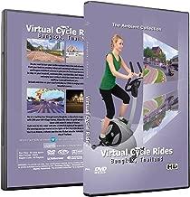 Virtual Cycle Rides DVD - Bangkok Thailand - for Indoor Cycling, Treadmill and Jogging Workouts