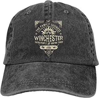 Best supernatural baseball cap Reviews