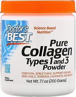 Doctor's Best, Best Collagen, Type 1 & 3, Powder, 7.1 oz (200 g)