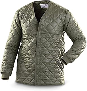 GI Belgian Military Quilted Jacket