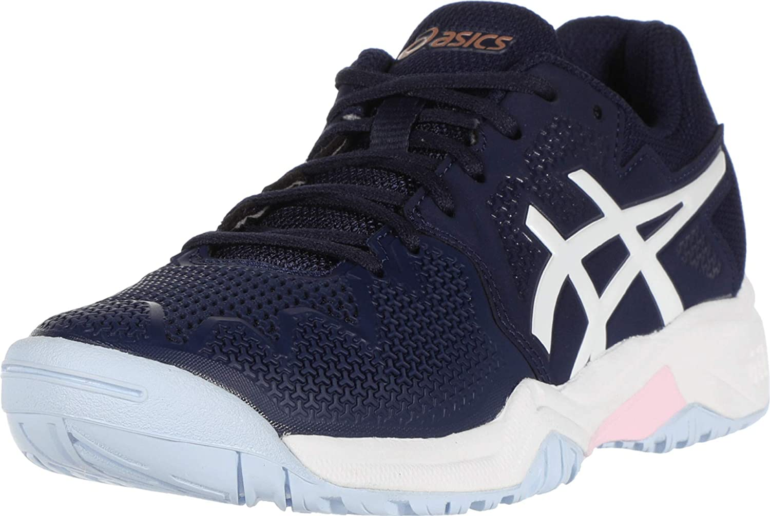 ASICS Kid's Gel-Resolution 8 Clay GS Tennis Shoes