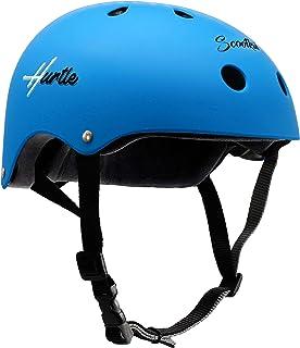 Hurtle Sports Safety Bicycle Kids Helmet - Toddler & Child Bike Helmet w/Adjust Knob, Chin Strap, Ventilation -Toddlers/Ch...