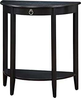 ACME Furniture 90163 Elcee Black Console Table, 1 Size