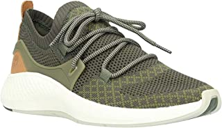 Timberland Flyroam Go Knit Oxford Mens Sneakers Green
