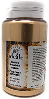 Pastry Ideale Gold Dust