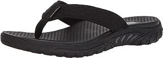 Skechers Mens 65464 Reggae- Naleno Black Size: