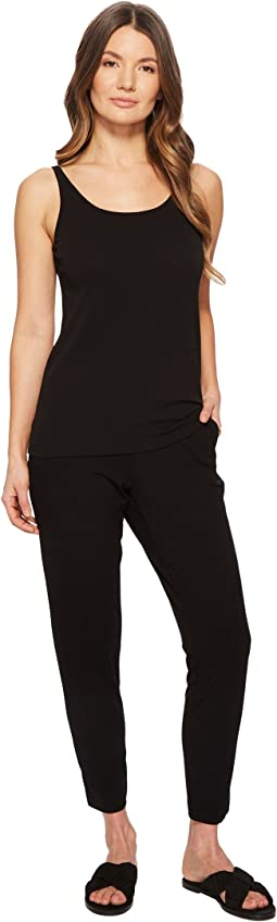 Eileen Fisher - Scoop Neck Long Cami