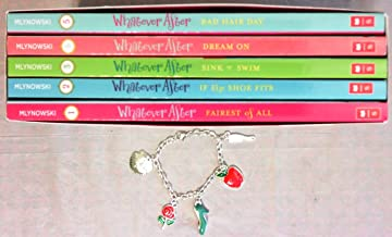 Whatever After 5 Book Set Pack: Whatever After #1: Fairest of All, Whatever After #2: If the Shoe Fits, Whatever After #3:...