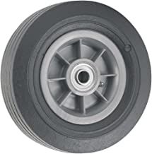 Flat Proof Replacement Wheel - 8-Inch - 300 lb Load Capacity For Use on Wagons, Carts and Many Other Products