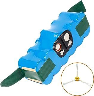 Batterie Aspirateur Irobot Roomba 14.4V 4,5Ah 4500mAH Pour Série 500 600 700 800