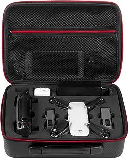 Deyard Waterproof Case Portable Hand Bag Carrying Suitcase for DJI Spark Drone
