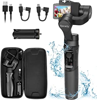 Hohem iSteady Pro 2 Water Splash Proof Gimbal Stabilizer for Osmo Action GoPro Hero..