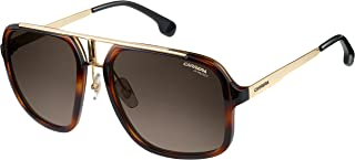Carrera CARRERA 1004/S CAR1004S2IK57 Rectangular SunglassesHVNA GOLD57 mm