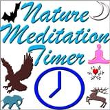 自然の瞑想タイマー