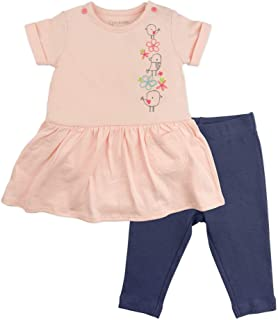 Mac & Moon Baby Girl 2-Piece Outfit Fashion Set