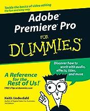 Mejor Premiere Pro For Dummies de 2021 - Mejor valorados y revisados