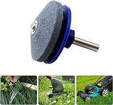 Afilador de cortacésped Herramienta universal de afilado de cuchillas de cortacésped giratorio multi-afilado para taladros manuales