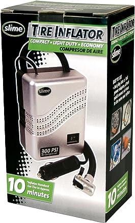 Slime COMP04 Portable 12-Volt Air Compressor
