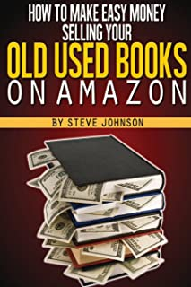 How To Make Easy Money Selling Your Old Used Books On Amazon