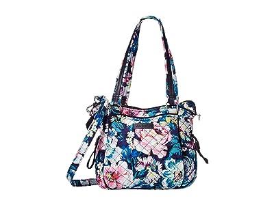 Vera Bradley Mini Glenna Satchel (Garden Grove) Bags
