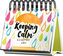 DaySpring Flip Calendar - Keeping Calm in a Crazy-Busy World - 49906