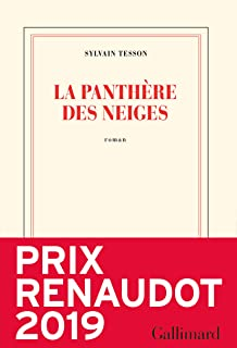 La panthère des neiges - Prix Renaudot 2019