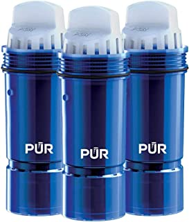 PUR Pitcher Lead Reduction 3 MineralClear Faucet Water Filter Replacement for Filtration..