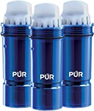 PUR Water Pitcher Replacement Filter with Lead Reduction, 3 Pack, Blue