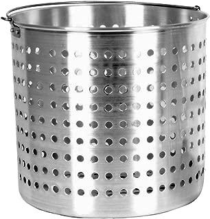 Thunder Group 40 Quart Aluminum Steamer Basket