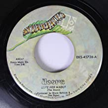 The Doors 45 RPM Love Her Madly / Don't Go No Further