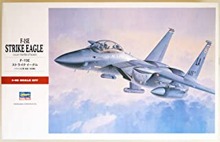 Hasegawa 1/72 F-15E Strike Eagle Airplane Model Kit