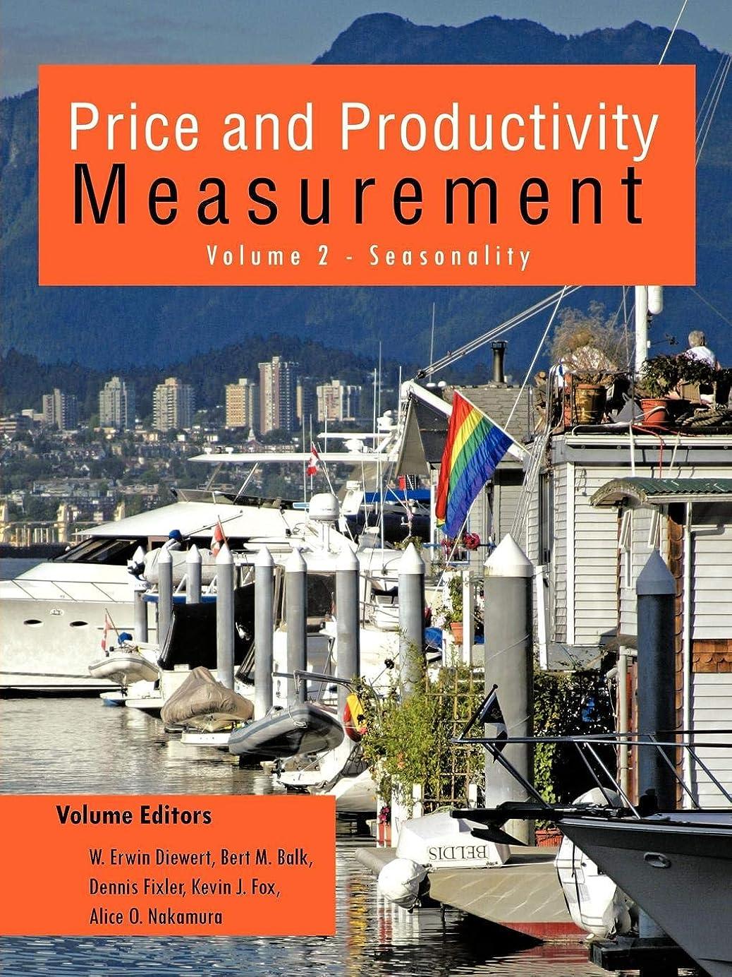 あいまいさ巻き取り在庫Price and Productivity Measurement: Seasonality