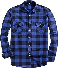 Best royal blue and black plaid shirt Reviews