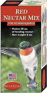 Woodlink Red Hummingbird Nectar
