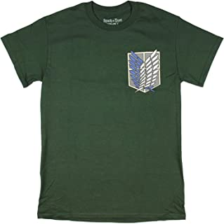 Best attack on titan t shirts Reviews