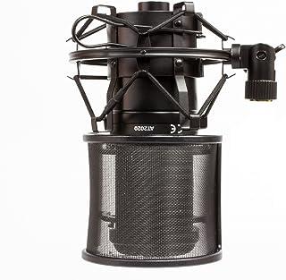 GRANPRO ショックマウント&ポップガード セット ノイズ防止 48-52mm【邦ロック音楽雑誌GIGS掲載モデル】