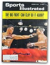 Muhammad Ali Signed Autographed Sports Illustrated Magazine 11/16/64 JSA Z68864