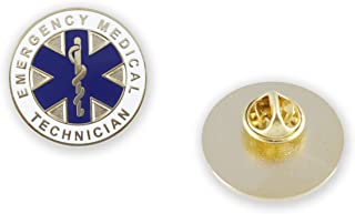 Forge Emergency Medical Technician EMT Lapel Pin- 1 Piece