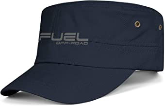 TYYIN Fuel-Wheels-Logo Men Women Fashion Military Army Hat Adjustable Novelty Dad Cap