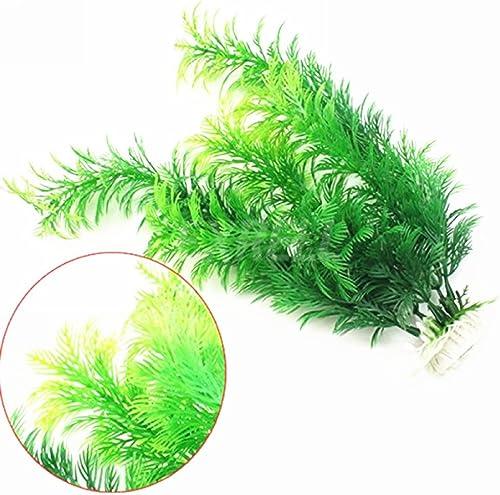 discount Mallofusa Aquarium Plastic online sale Artificial Plants Aquaric Docoration high quality for Fish Tank outlet online sale